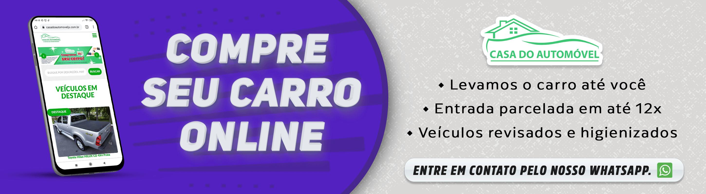 COMPRE SEU CARRO ONLINE